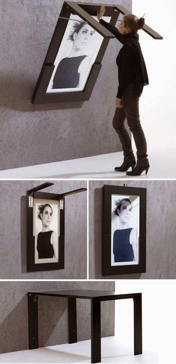 platzsparende möbel selber bauen