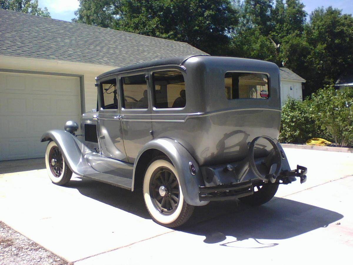 1928 studebaker dictator 4door sedan for sale 1851820 for Hemmings motor cars for sale
