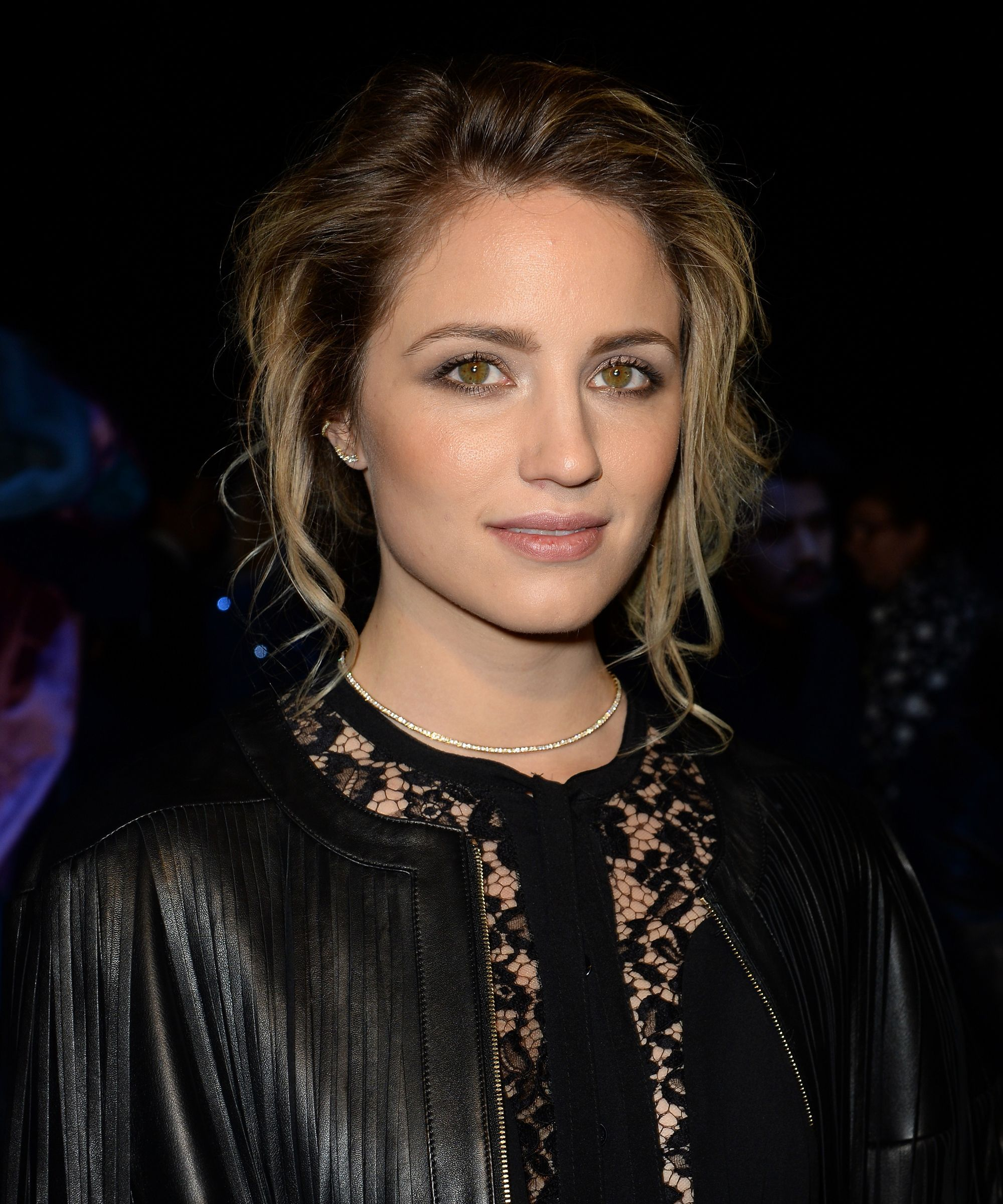 Dianna agron wedding dress  Dianna Agron threw all wedding dress traditions out the window when