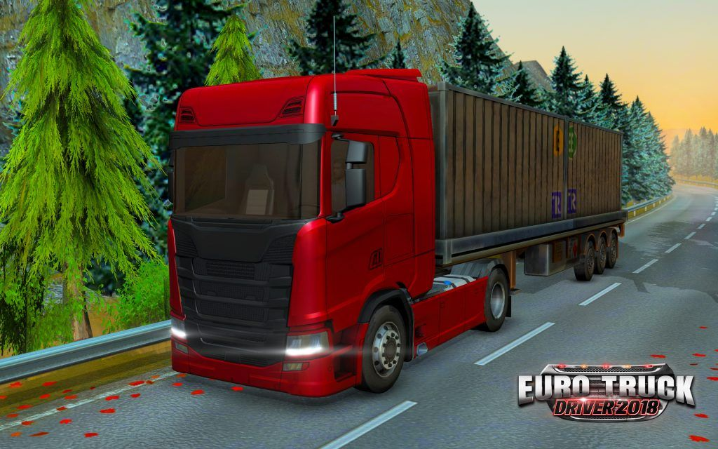 Euro Truck Driver – 2018 | OviLex Software - Mobile, Desktop