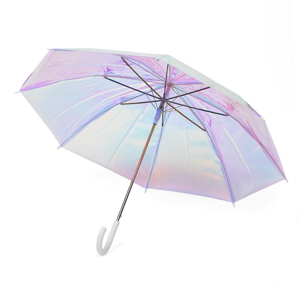 Holo Umbrella #clearumbrella