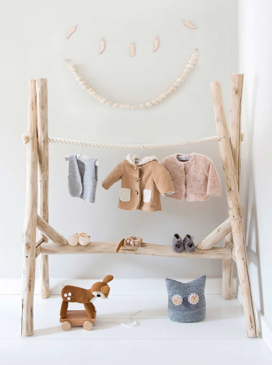 Beautiful Clothes Hangers for Babies (that You can Make   Diy ...