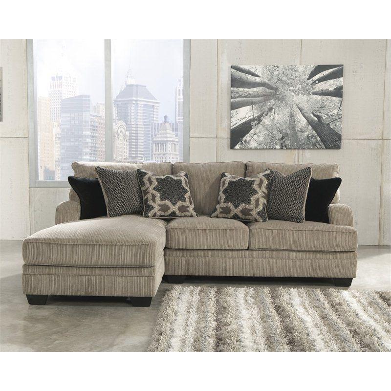 Signature Design by Ashley Furniture Katisha Fabric 2 Piece