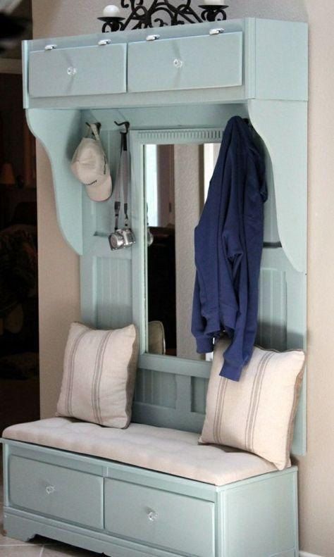 Alte Möbel neu gestalten und auf eine tolle Art und Weise ...
