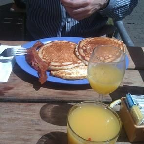 Wipeout Bar & Grill Pancakes