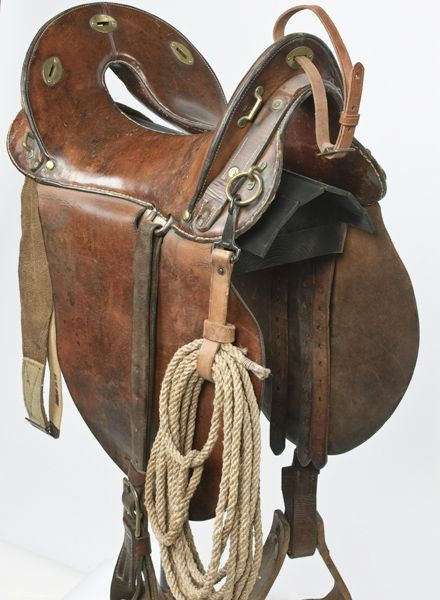 McClellan saddle Model 1928 last revision | 1860-1930 U S