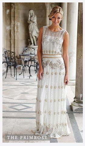 Vintage Wedding Dresses 1920 - Ocodea.com