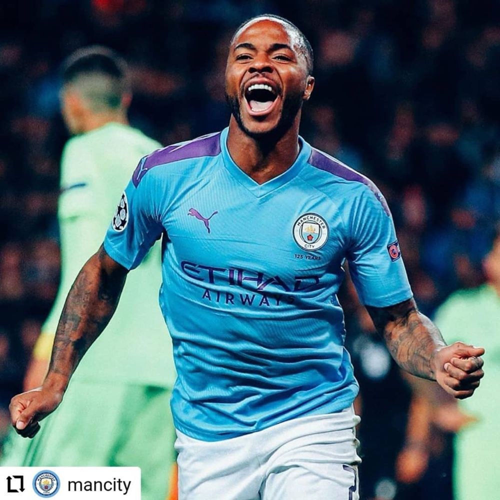 Premier League On Instagram Sterling7 And Philfoden S Second Half Goals Earn Mancity A 2 0 Victory Against Dinamo Zagreb Repost Mancity Big Moo