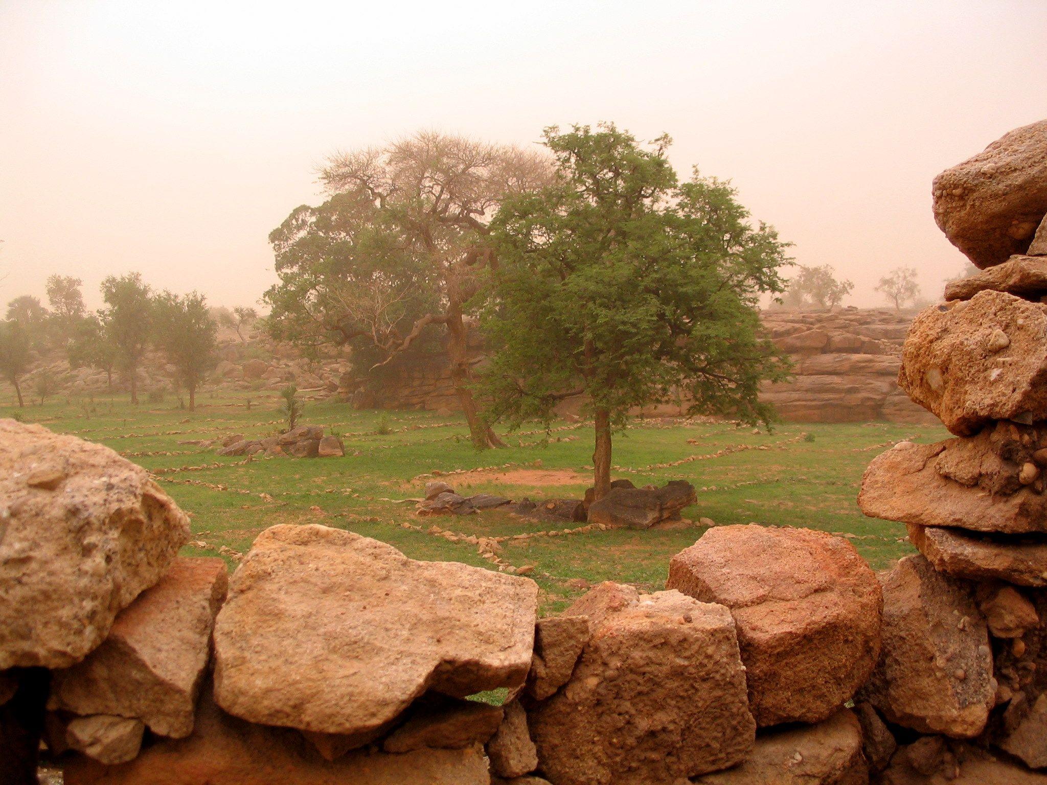 Mali Country Country Mali Landscape