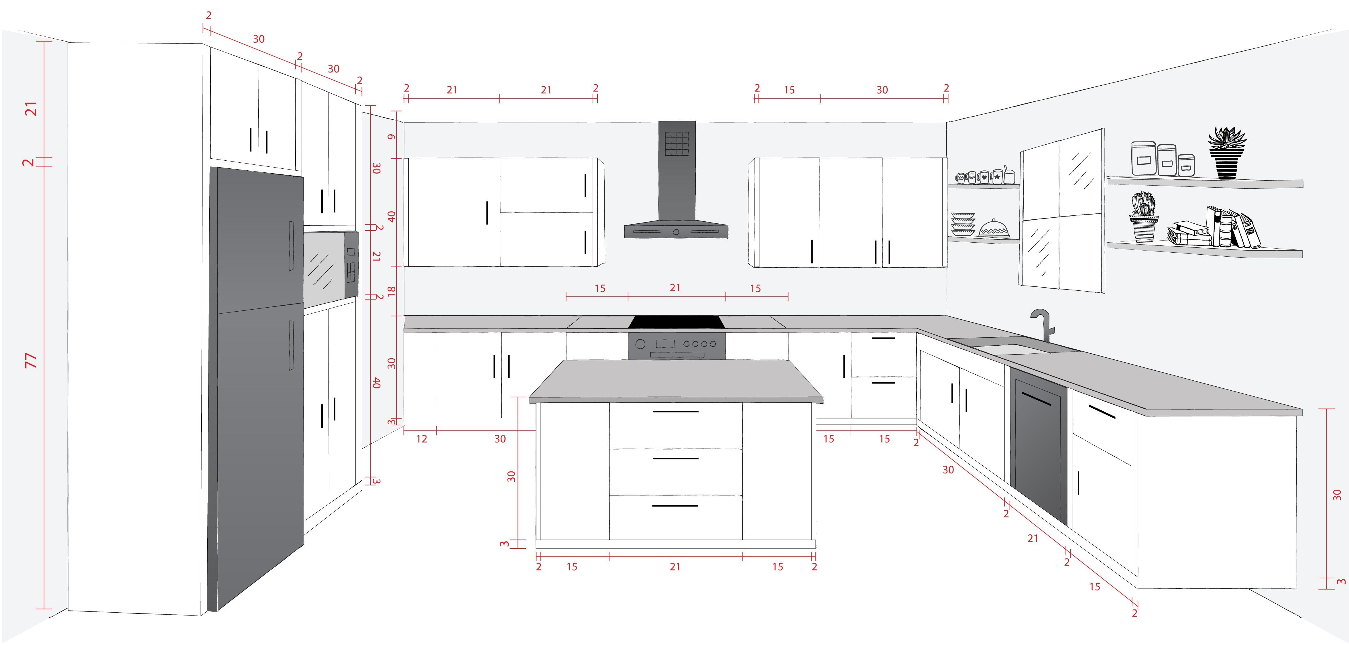 1  DESIGN Design Your Kitchen Here Are A Couple Of The Most Popular Ways To