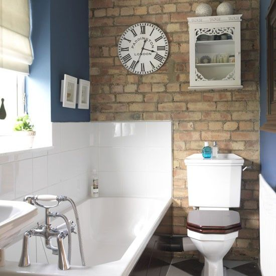 17 Best images about Country Bathroom on Pinterest | Small ...