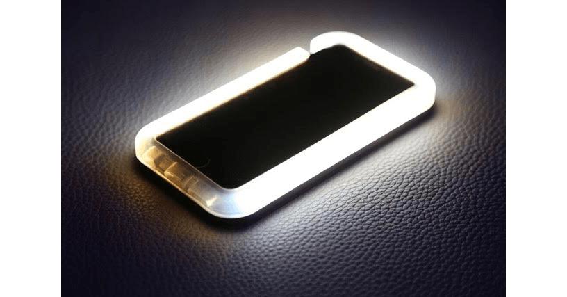 Ty-Lite: The Selfie Smartphone Case
