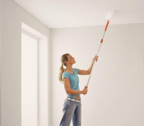 Diese Fehler Sollten Sie Beim Wande Streichen Vermeiden Schoner Wohnen Decken Streichen Wande Streichen Decke Streichen Wande Streichen Tipps