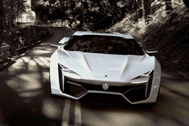 Luxury Sports Cars >> W Motors High Performance Luxury Sports Cars Lykan Hypersport