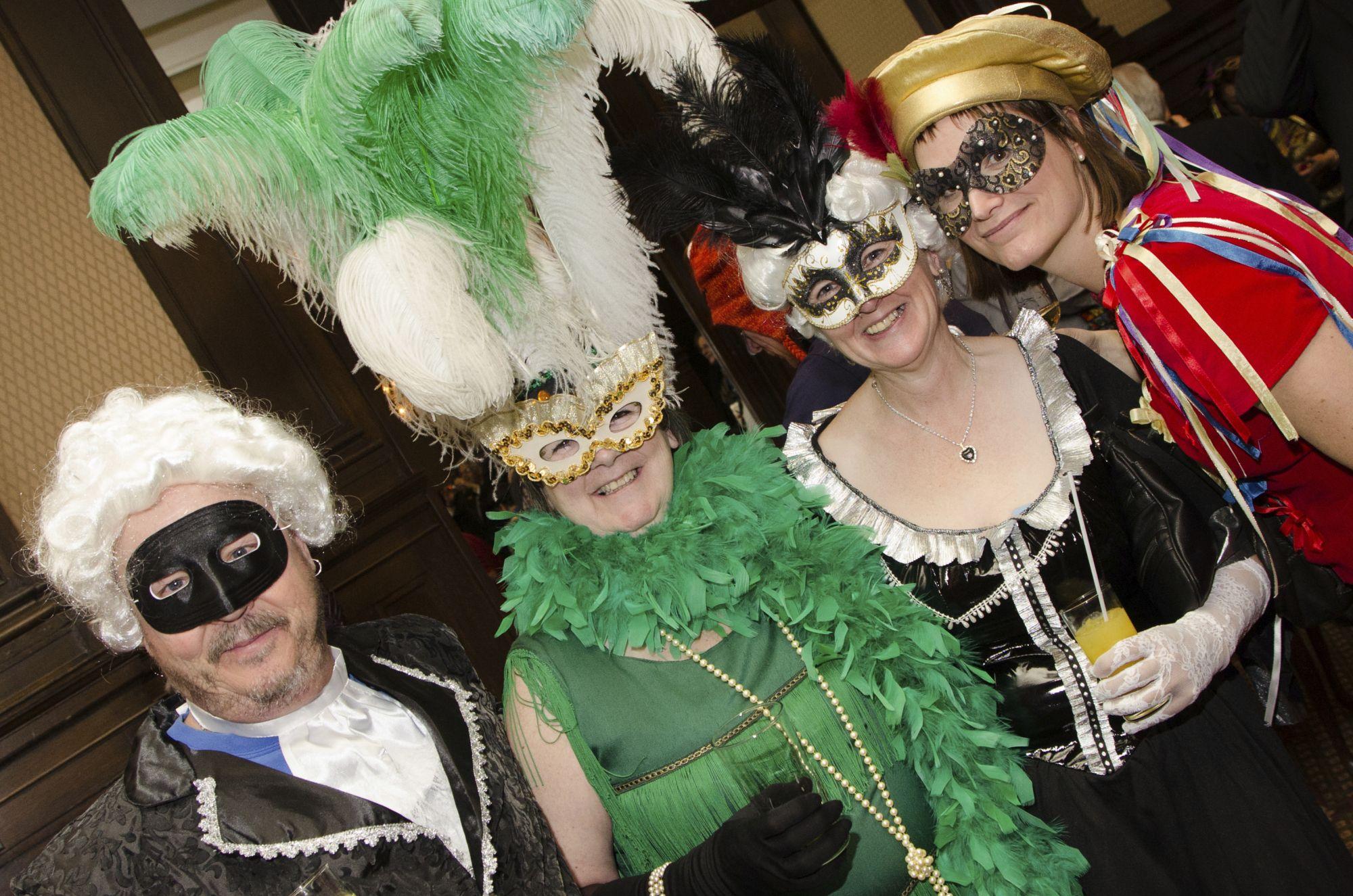 Best 2014 Halloween Parties For Adults In Metro Detroit