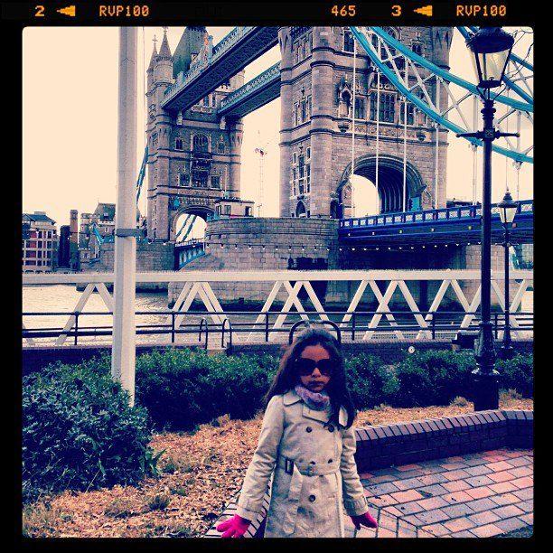 At London Bridge