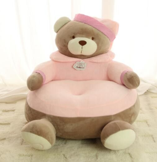 Plush Teddy Chair/plush Animal Chairs For Children/plush Child Animal Chair