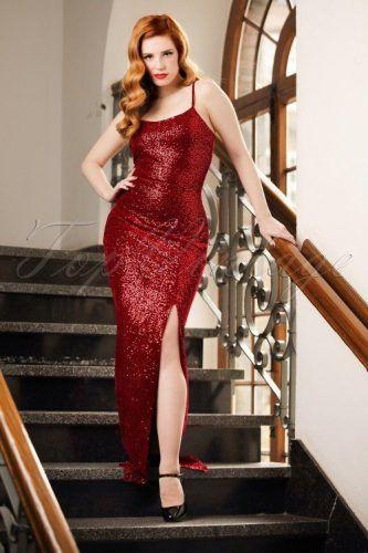 Vintage Hollywood Glamour Dresses