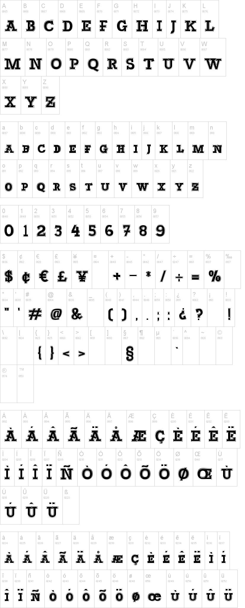 Bascula Font   dafont com   The Lost Cuban   Fonts