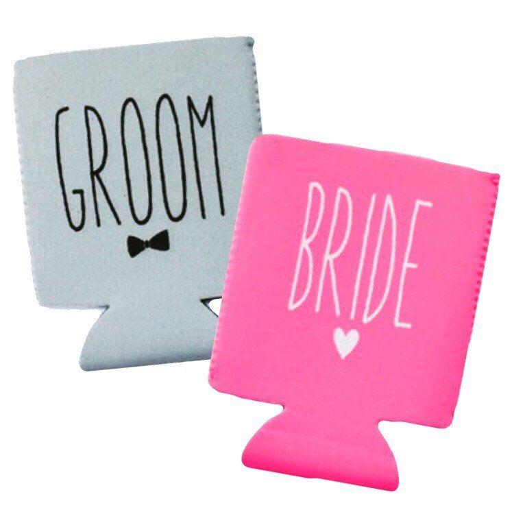 Honeymoon Koozie Set! By Royal Bowtique