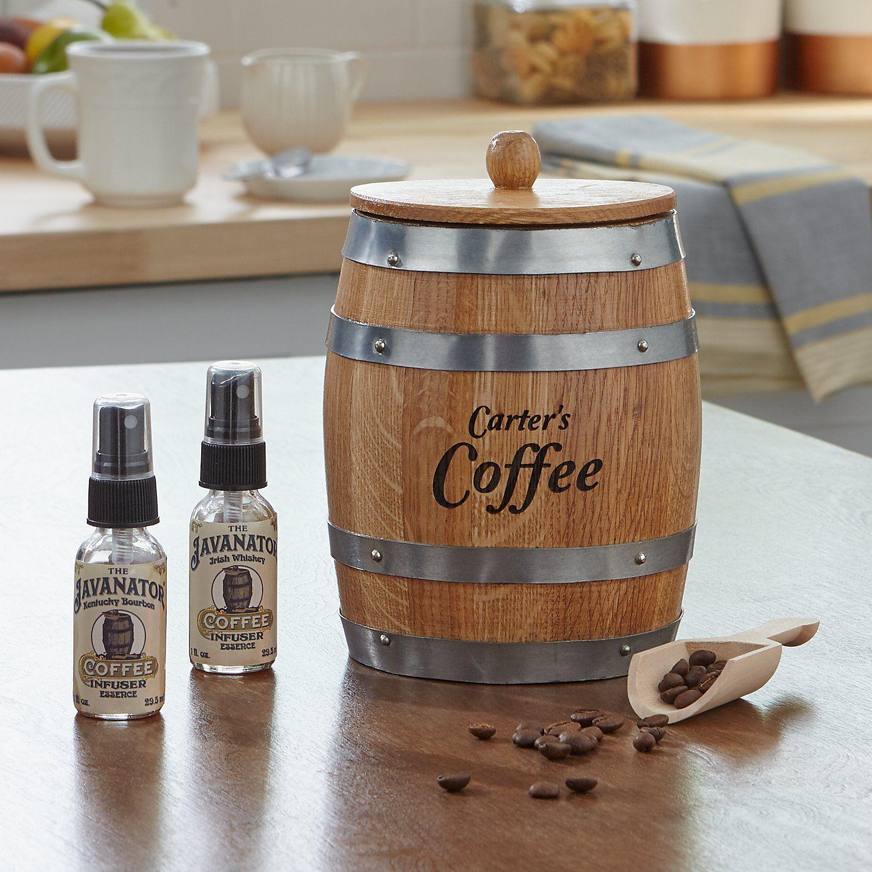 Barrel Aged Coffee Kit Coffee, Best dad gifts, Barrel