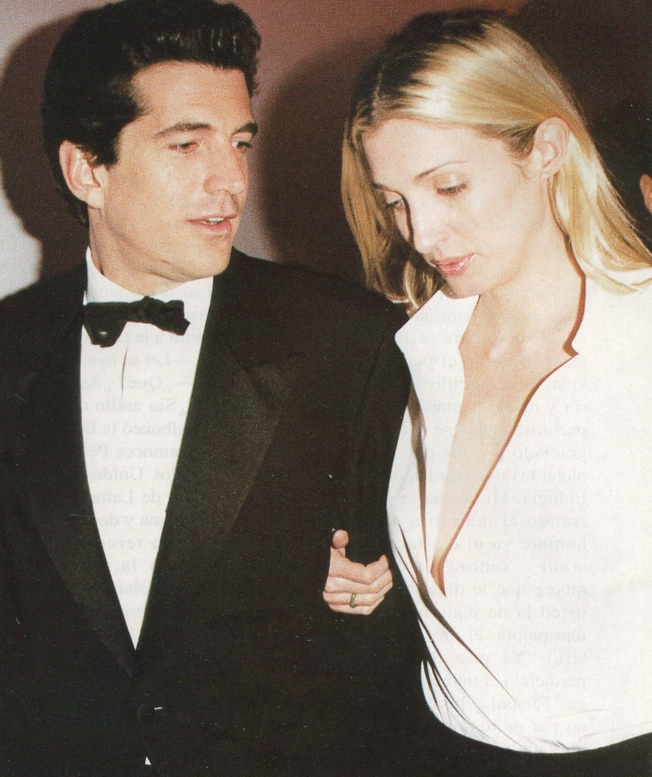 Carolyn Bessette Kennedy Blog
