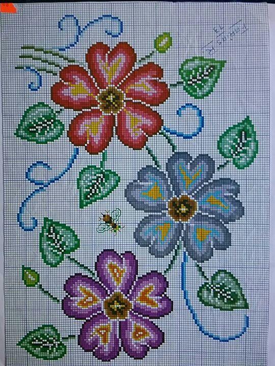 Flores pinterest