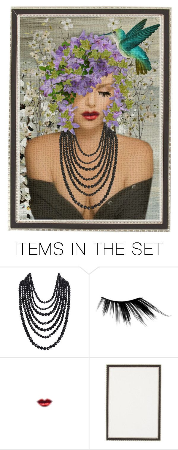 """""""Creative Portrait Contest"""" by loves-elephants ❤ liked on Polyvore featuring art"""