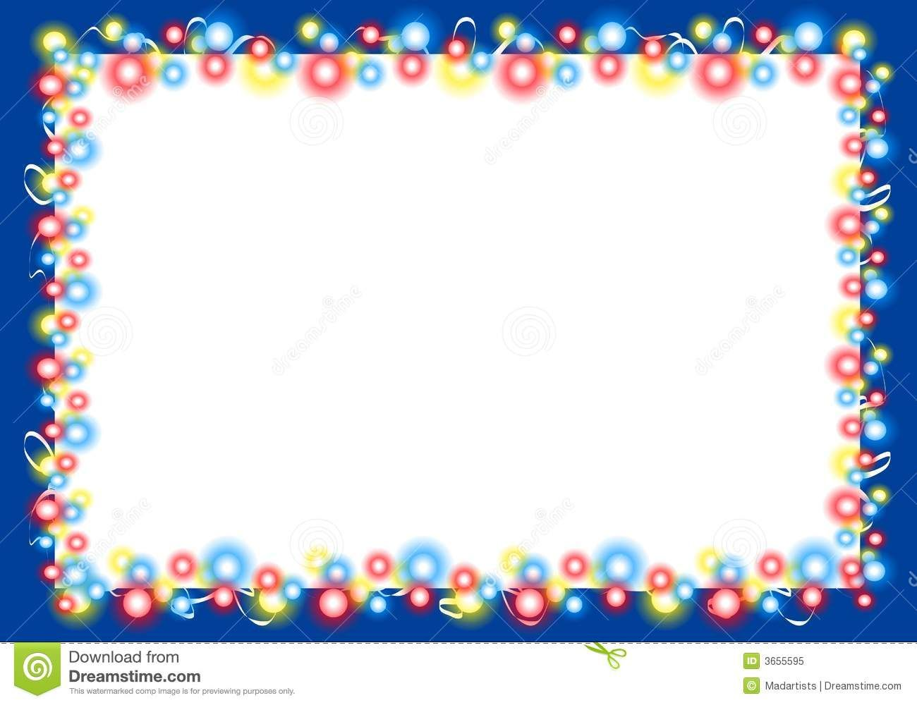 Christmas Lights Border Frame 2 Christmas Lights Wallpaper Christmas Photo Frame Christmas Lights