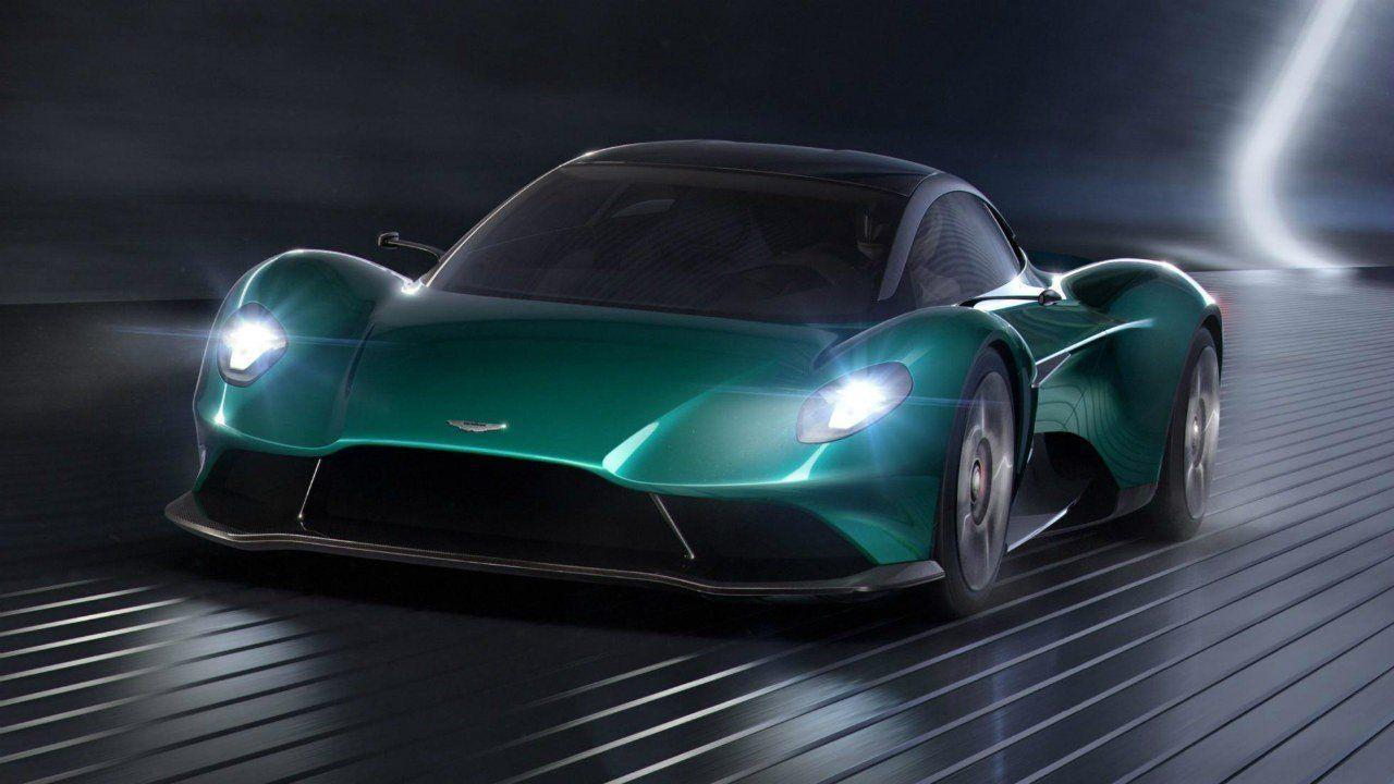 The 13 Most Highly Anticipated Hypercars Supercars Aston Martin Vanquish Aston Martin New Aston Martin