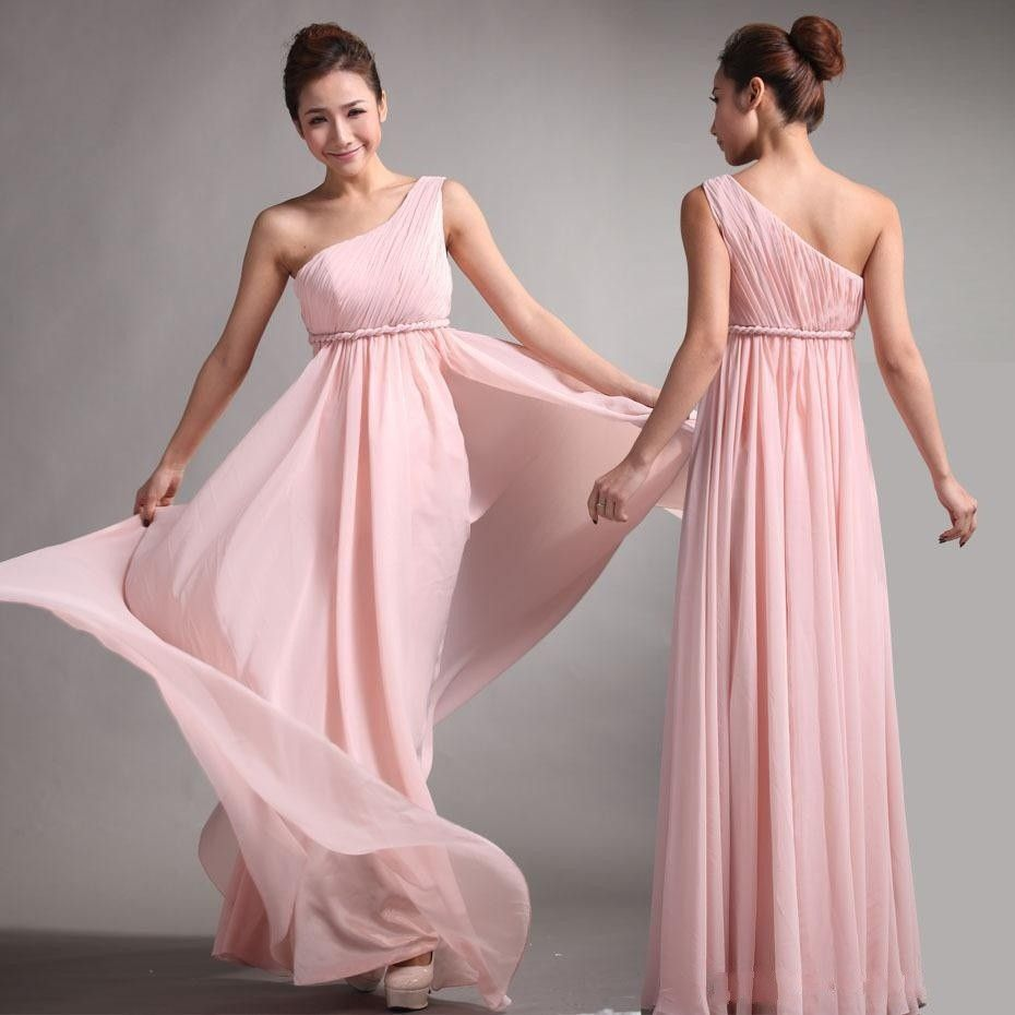 Free shipping buy best bridesmaid dresses sweet princess greek
