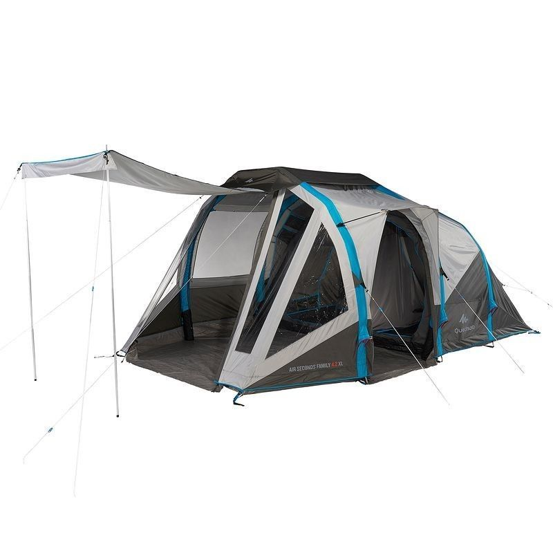 7526dafcb3127 Tente Gonflable AIR SECONDS FAMILY 4.2XL - 4 personnes, 2 chambres ...