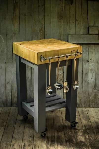 Butchers Block By BroganAndFrench On Etsy