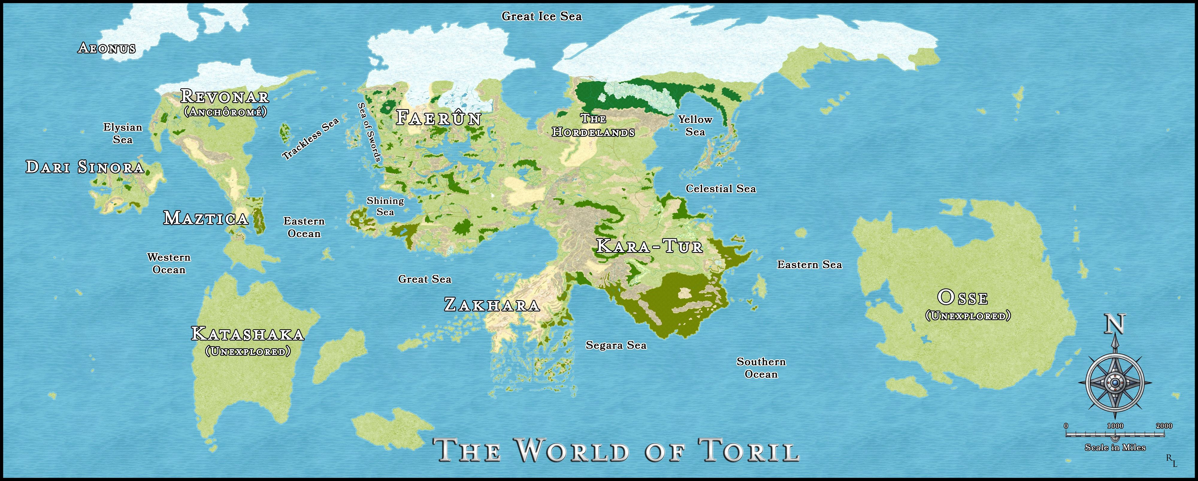 Forgotten Realms World Map Forgotten Realms Where Can I Find A High Resolution Full Map Of