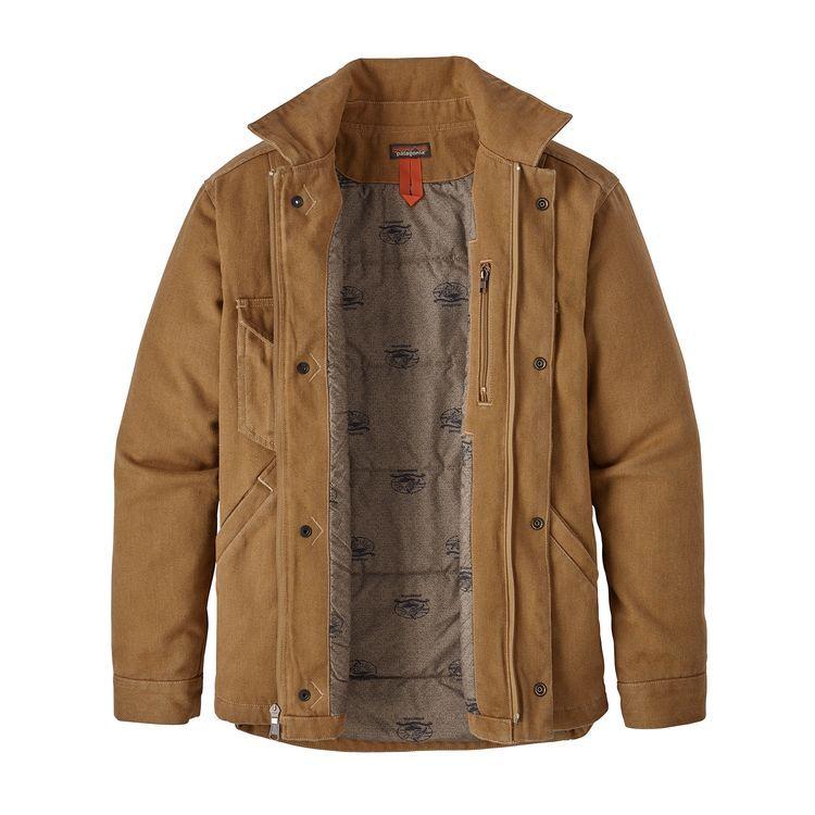 M S Iron Forge Hemp Canvas Ranch Jacket Mr Dress