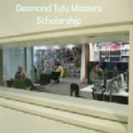 Desmond Tutu Masters Scholarship for Africans at University of