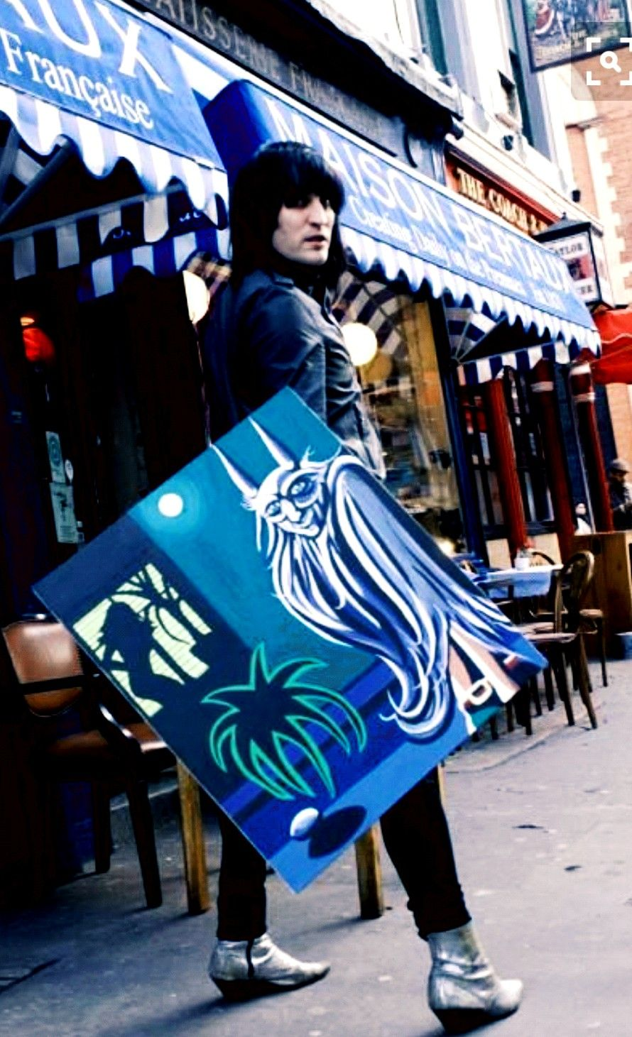 Pin by alma on + noel Noel fielding art, Noel