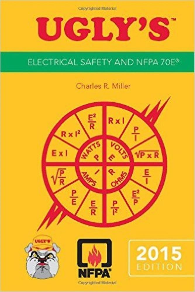 Magnificent Details About Uglys Electrical Safety And Nfpa 70E 2015 Edition Wiring 101 Capemaxxcnl