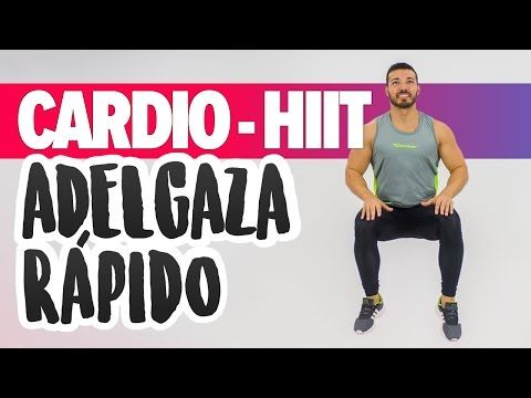 Cardio intenso adelgazar rapido + marcar abdominales belly fat loss