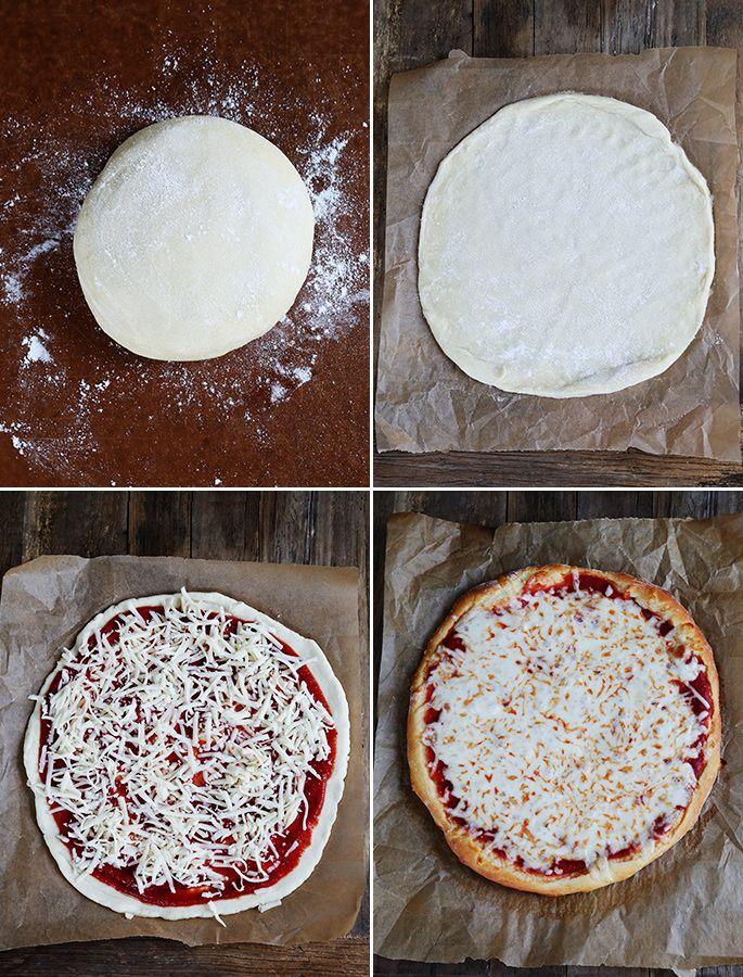 Yeast Free Gluten Free Pizza Dough Ready In Minutes Gluten Free Pizza Dough Gluten Free Pizza Gluten Free Yeast Free Pizza