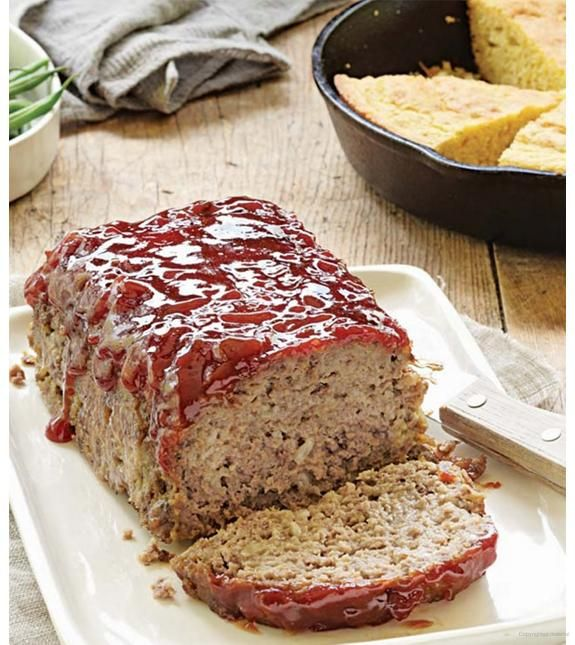 terrific better homes and gardens meatloaf. Upside Down Meatloaf  Lodge Cast Iron Nation Recipes