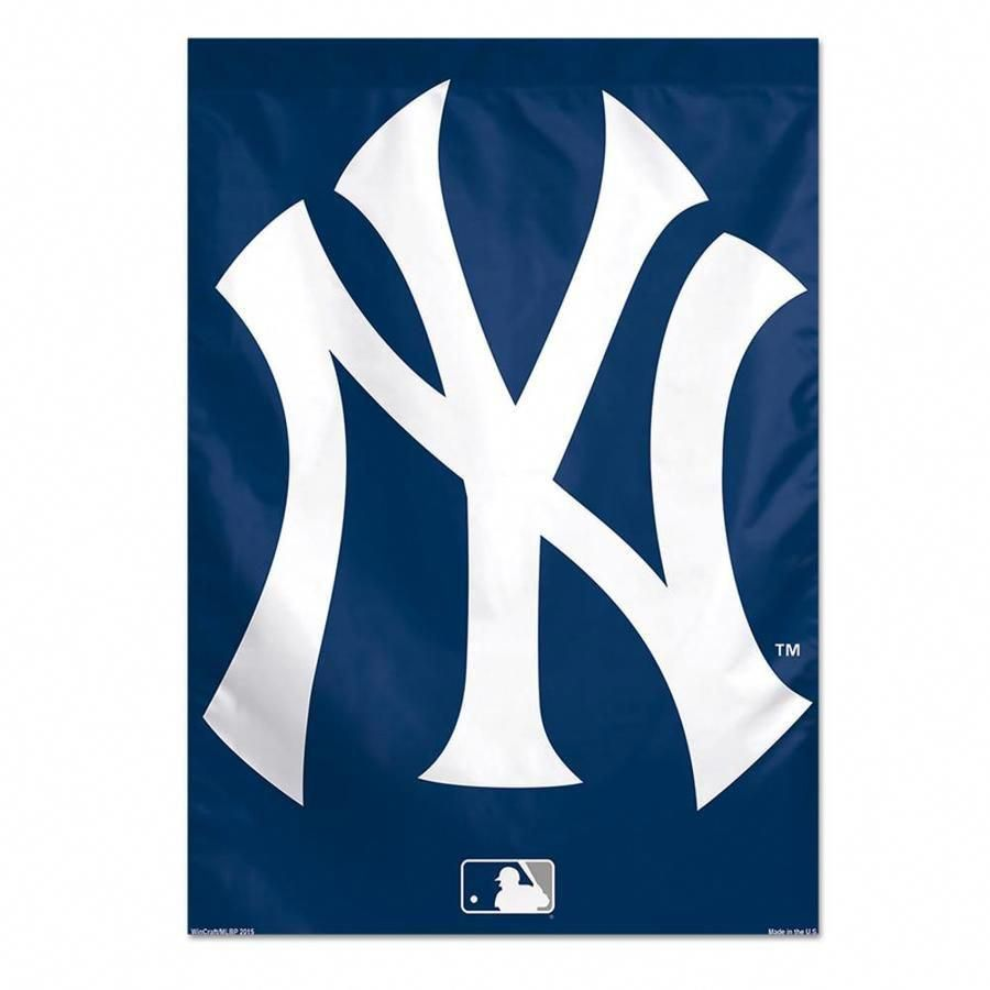 Wincraft Sports 2 33 Ft W X 3 33 Ft H New York State Yankees Flag 06944117 Blue Upstateny In 2020 New York Yankees Wincraft Yankees