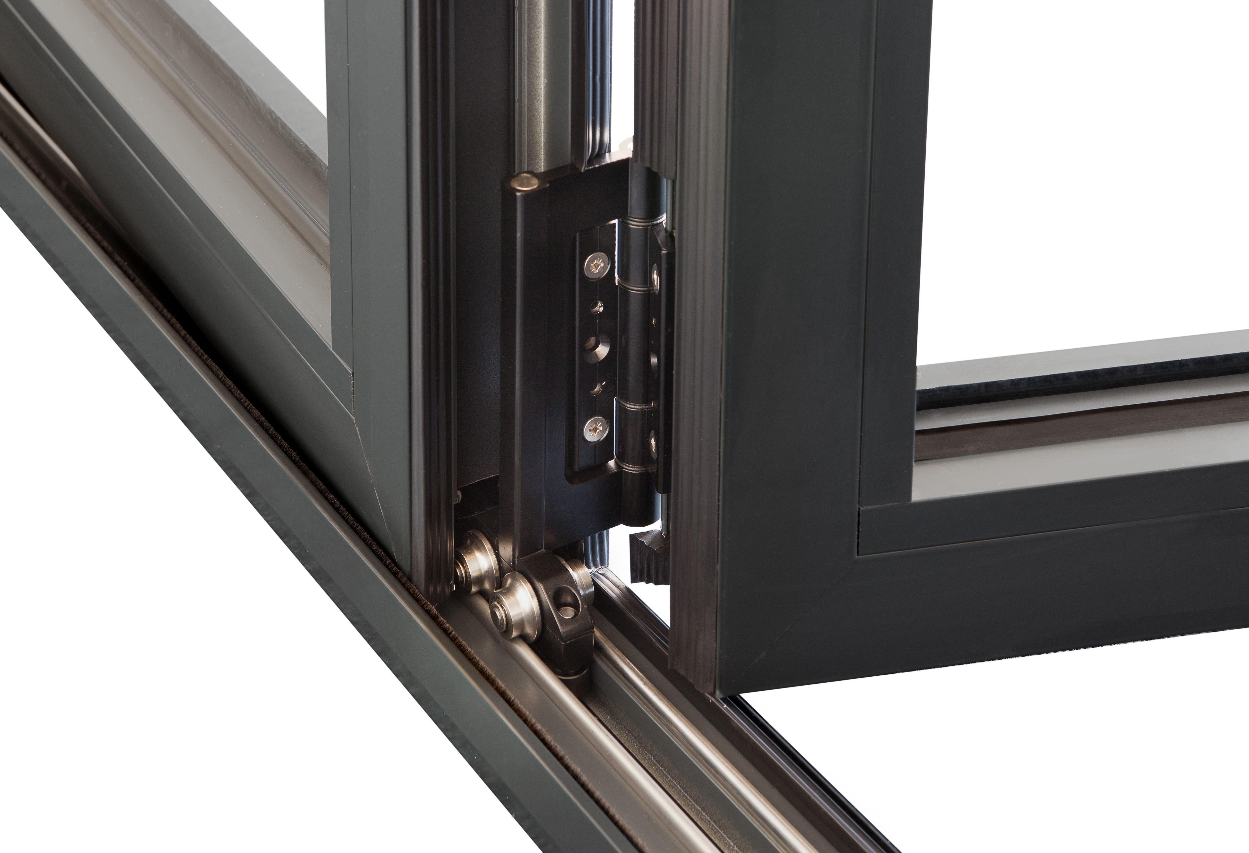 Stunning Aluminium Bi Folding Doors From Bi Folding Door Prices Design Price And Order Instantly Onl Folding Glass Doors Bifold Doors Retractable Glass Doors