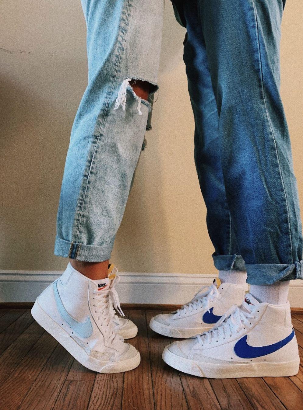 Pin De Hilal Yurdakul En Shoes I Can T Afford Ropa De Pareja Zapatos Mujer De Moda Nike Zapatillas Mujer Blancas