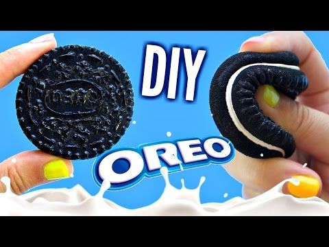 Diy oreo squishy no mold tutorial easy youtube do it yourself this tutorial shows you how to make your own oreo squishie this also works as a stress ball as it feels exactly like one very soft and squishy more oreo solutioingenieria Images