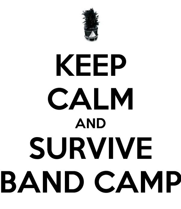 Workout Bands Music: My High School Band Camp To This Day Is More Of A Workout