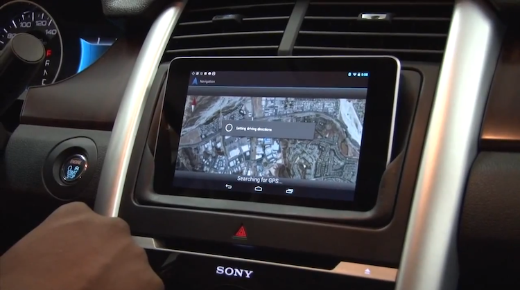 Have You Ever Considered Mounting A Tablet To Your Car