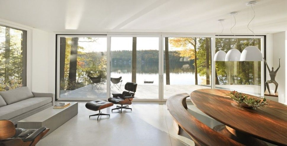 ArchitectureAppealing Lake House Interior Design Ideas With Grey