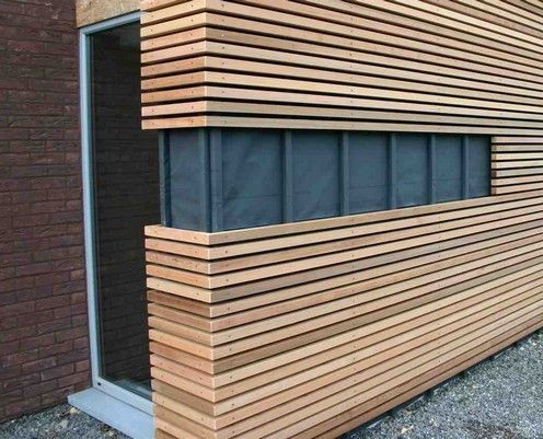bardage et fa ades maison ossature bois au maroc d coration pinterest bardage maison. Black Bedroom Furniture Sets. Home Design Ideas