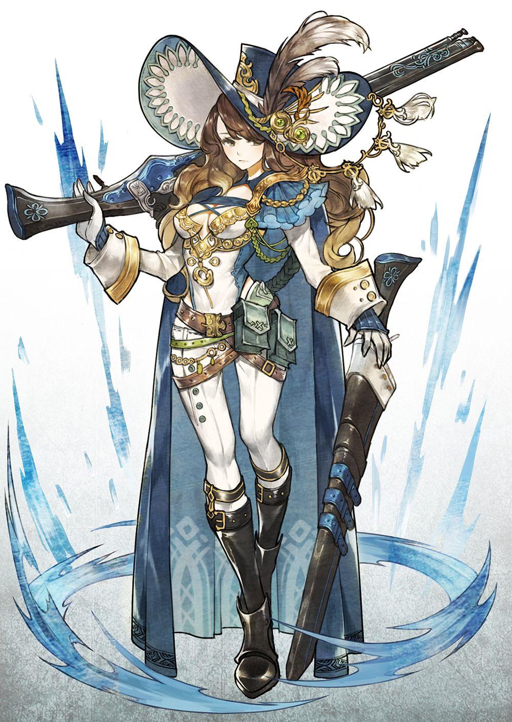 Game Design Character Artist : Kanonir family tower pinterest anime character